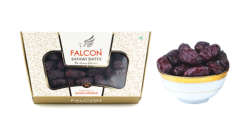 Falcon Safawi Dates (Seeded)500g