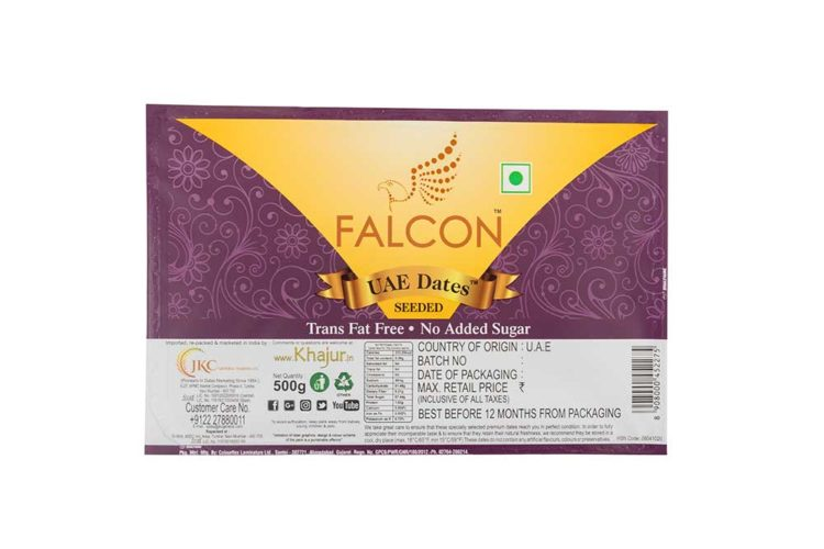 Falcon-UAE-Seeded-Dates-500g---Front