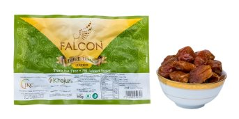 Falcon Zahdi Dates (Seeded) Weight: 500g