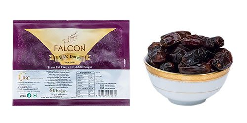 Falcon UAE Dates (Seeded) - 200g
