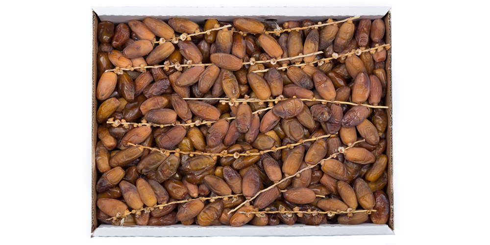 Barari Tunisian Semi Branched Dates (Seeded) 5kg