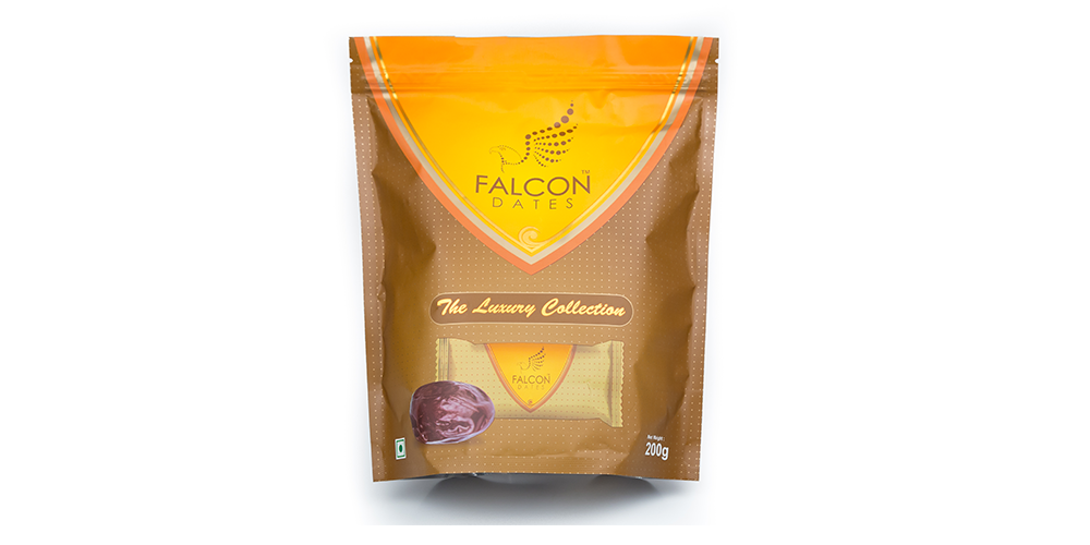 Falcon Fardh Dates Multipiece Pack (Seeded) - 200g