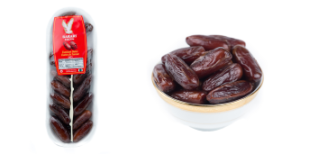 Tunisian Khouat Alig Dates (Seeded) 200g