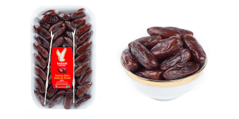 Tunisian Khouat Alig Dates (Seeded) 450g