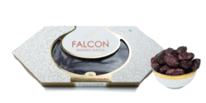 Falcon Safawi Dates (Seeded) 250g