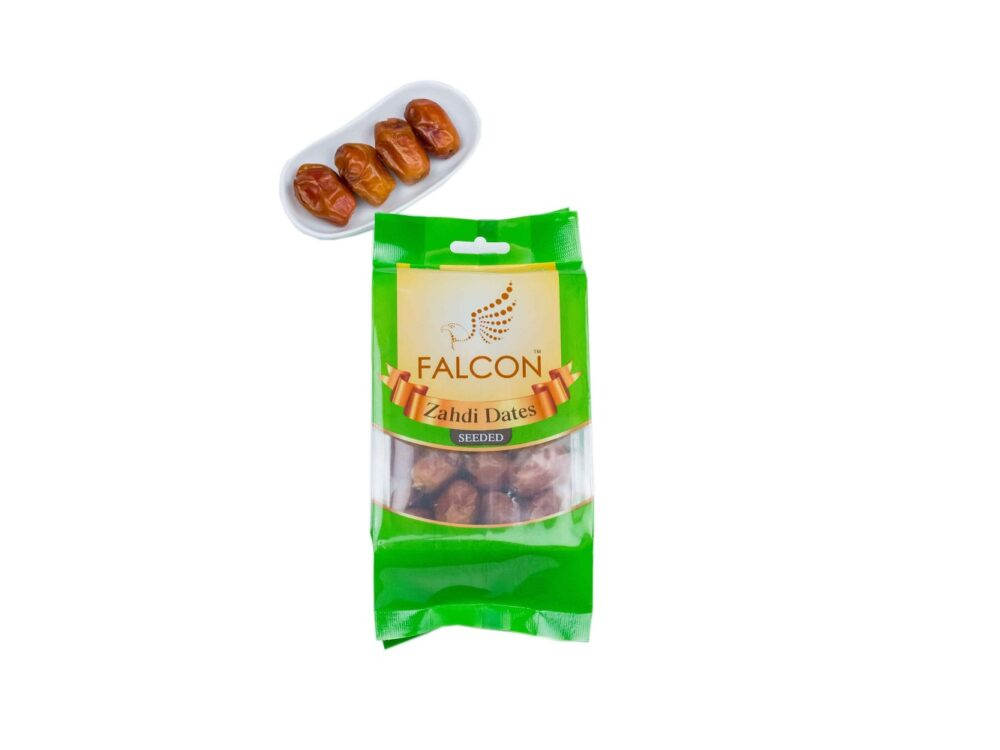 Falcon Zahdi Dates Pouch (Seeded) - 200g